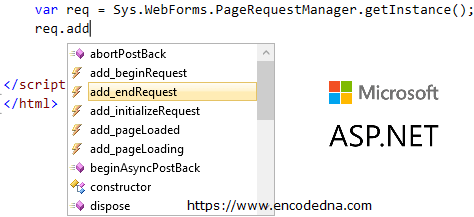 jQuery Functions Not Working after PostBack in Asp Net
