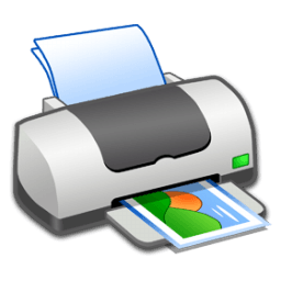Show a list of Network and Local Printers using  Net
